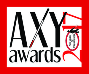 Axy Awards logo